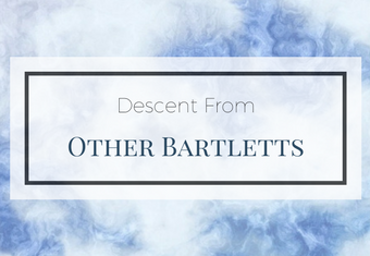 Bartlett Society - Other Bartletts