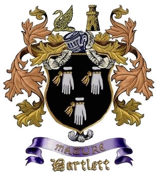 Bartlett Coat of Arms